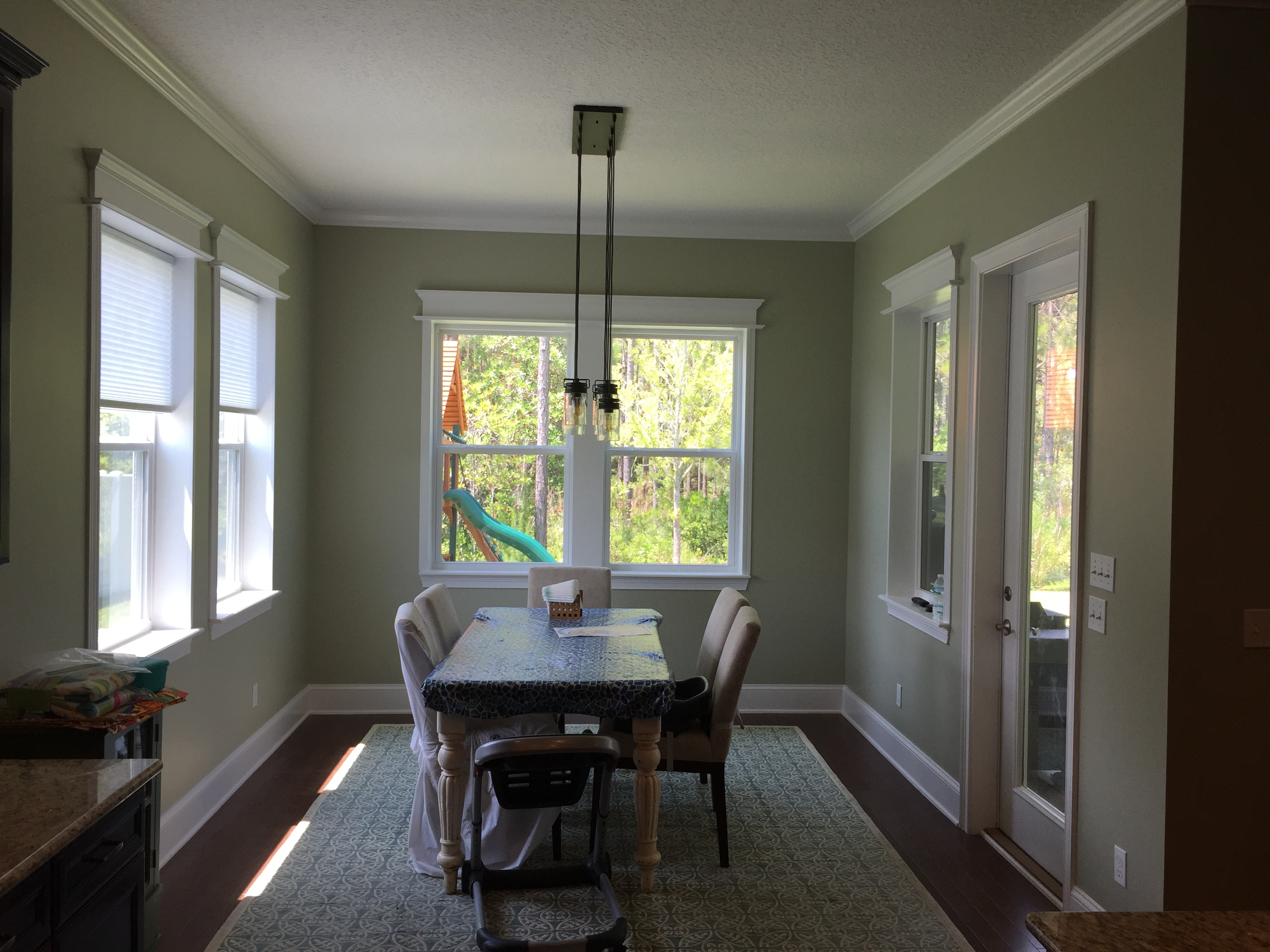 How much should i pay for interior painting complete interior paint job from warline painting - Average cost to paint exterior house trim decor ...