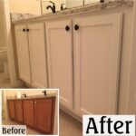 cabinet painting in jackosnvill florida